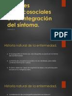 Unidad III. Factores Biopsicosociales en La Integración Del Síntoma
