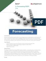 GIB Dispo-Cockpit Forecasting (DCF)