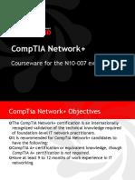 Network Plus Courseware