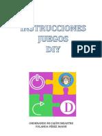 Instrucciones de Juegos Congreso