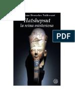 Desroches Christiane - Hatshepsut La Reina Misteriosa
