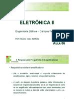 Eletrônica II - Aula 06_2018_2_slides