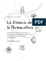 La Esencia de La Permacultura