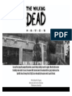 The Walking Dead Haven - Issue 4