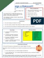 appendix 1 - design brief template