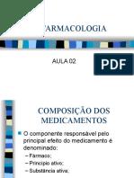FARMACO AULA 2 E 3