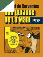 Quijote de La Mancha Completo