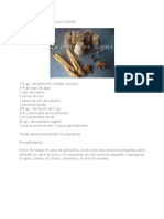 puerquitos de piloncillo (pan)