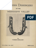 Southern Derringers of the Mississippi Valley by Turner Kirkland