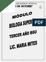 biologia superior