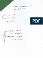 Taller Eliminacion de Gauss-Jordan