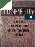 Henry a Virkler Hermeneutica