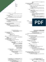 Physics 21 - Dynamics Notes