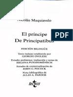 Maquiavelo_ El Príncipe-selección