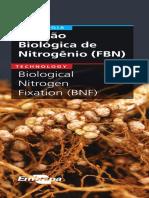 Folder Tecnologia FBN Embrapa