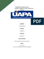 TAREA 2 ENGLISH II.docx