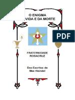 Dos Escritos de Max Heindel - O Enigma da Vida e da Morte - Introducao - Tres Teorias.pdf