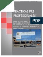 Informe II Unidad Practicas