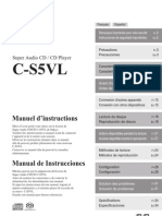 Manual C S5VL French Spanish