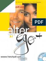 Alter Ego Plus A1 elève