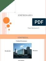 Empresario