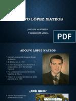 Adolfo Loìpez Mateos