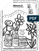Sept. Deli Coloring Page
