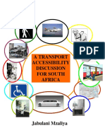 A Transport Disability Policy for South Africa PDF