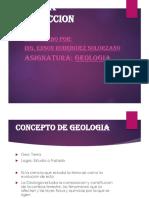 Presentacion Geologia