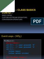 06 Class Basics Cont
