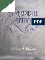 El Espiritu Santo -Edwin h Palmer