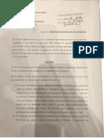 Proposición moción de censura Cámara