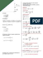 Exercícios de Trigonometria Funções.