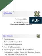Clase Informática 2