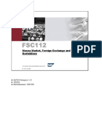 Money Market Foreign Exchange Derivatives
