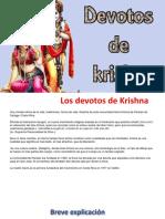 Devotos de Krihsna