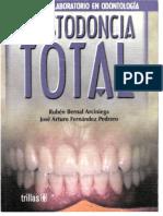 Prostodoncia Total Ruben Bernal Arciniega 1ªed 1999