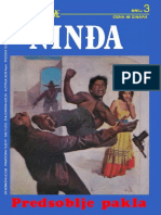 Nindža (br. 3)~Vejd Barker-Predsoblje pakla