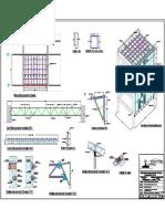 Estructura Pergola y Celocia en PTR
