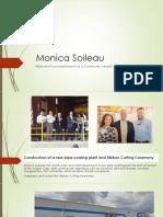 Monica Soileau Relevant Community Leader Accomplishments