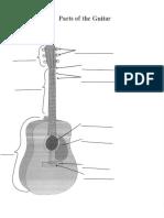 Au -Parts of the Guitar