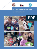 Completion Report Bear Hugs for Venezuela Pilot Project_Oct 2018