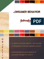 Fabindia Consumer Behavior