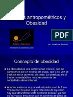 PPT 5 - Métodos Antropométricos y Obesidad