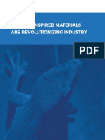 Bioinspired Materials Whitepaper