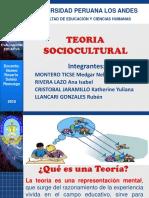 Teoria Socio Cultural Vinculado