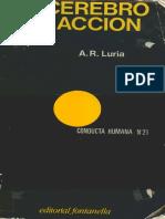 Luria - El Cerebro en Accion