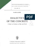 Kosik Karel-Dialectics of the concrete.pdf