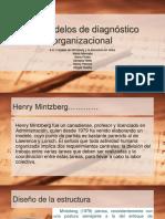 El Modelo de Mintzberg y La Estructura en Cinco
