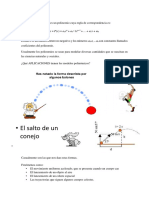 Modelos Polinómicos
